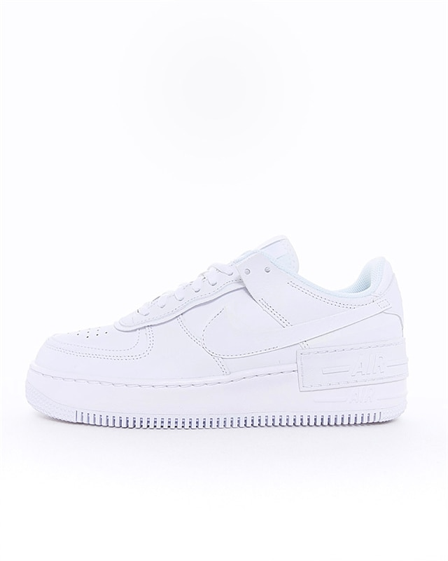 Nike Wmns Air Force 1 Shadow | CI0919 100 | Vit | Sneakers | Skor | Footish