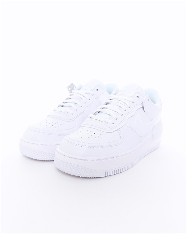 Nike Wmns Air Force 1 Shadow | CI0919 101 | Vit | Sneakers | Skor | Footish
