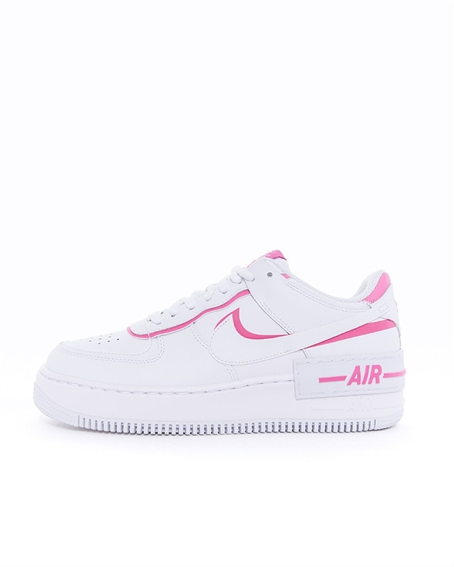 Nike Wmns Air Force 1 Shadow | CI0919 102 | Vit | Sneakers | Skor | Footish