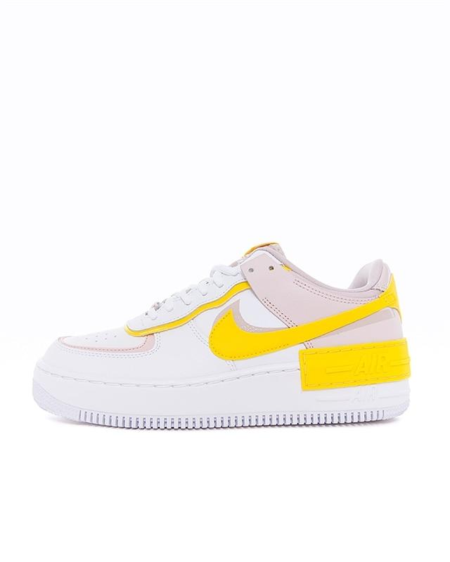 Nike Wmns Air Force 1 Shadow | CJ1641 102 | Vit | Sneakers | Skor | Footish