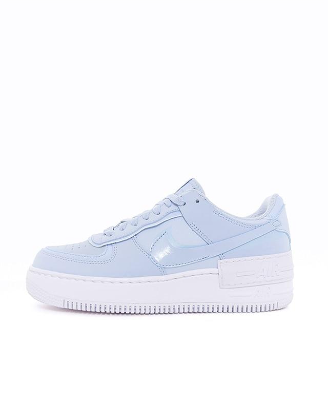 Nike Wmns Air Force 1 Shadow | CV3020 400 | Blå | Sneakers | Skor | Footish