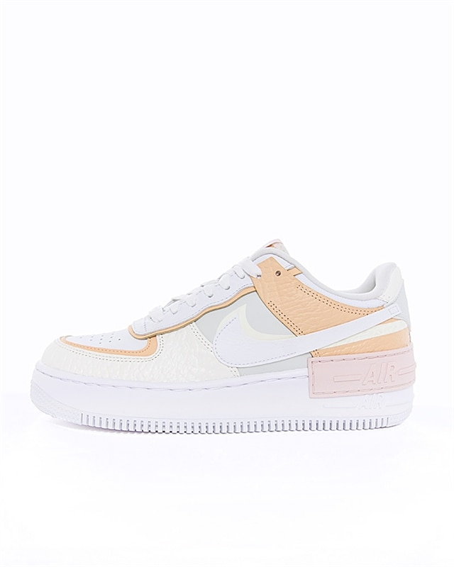 Nike Wmns Air Force 1 Shadow SE | CK3172 002 | Grön | Sneakers | Skor | Footish