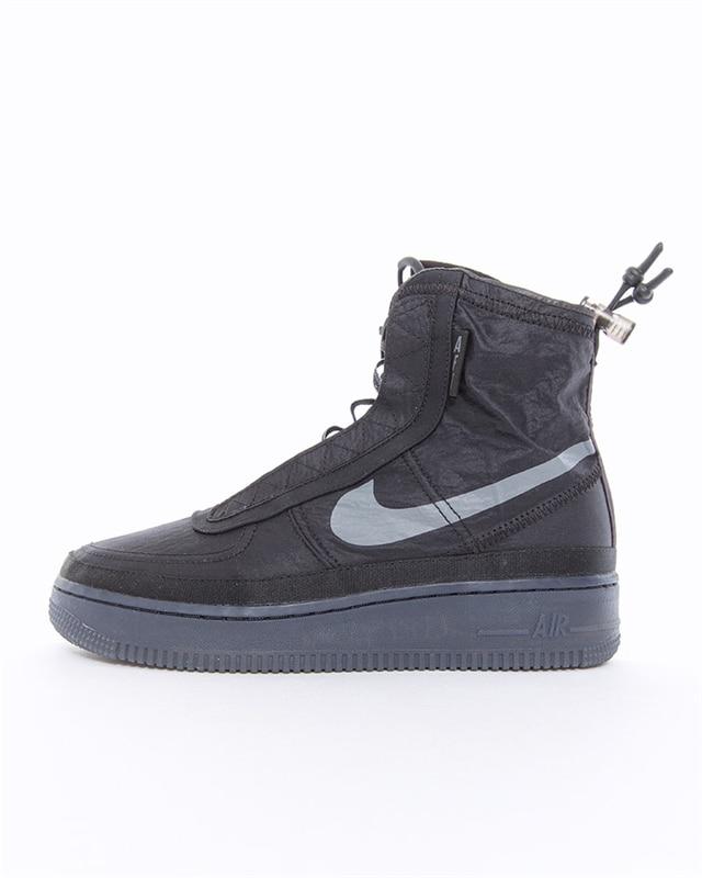 Nike Wmns Air Force 1 Upstep | Svart | Sneakers | 917588 001