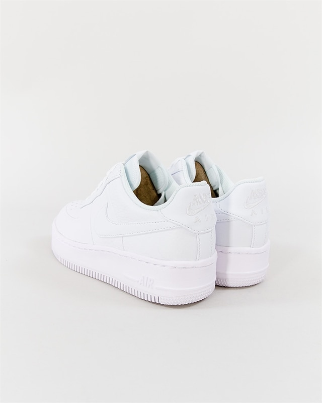 Nike W Air Force 1 Upstep SI | Vit | Sneakers | 917591 100
