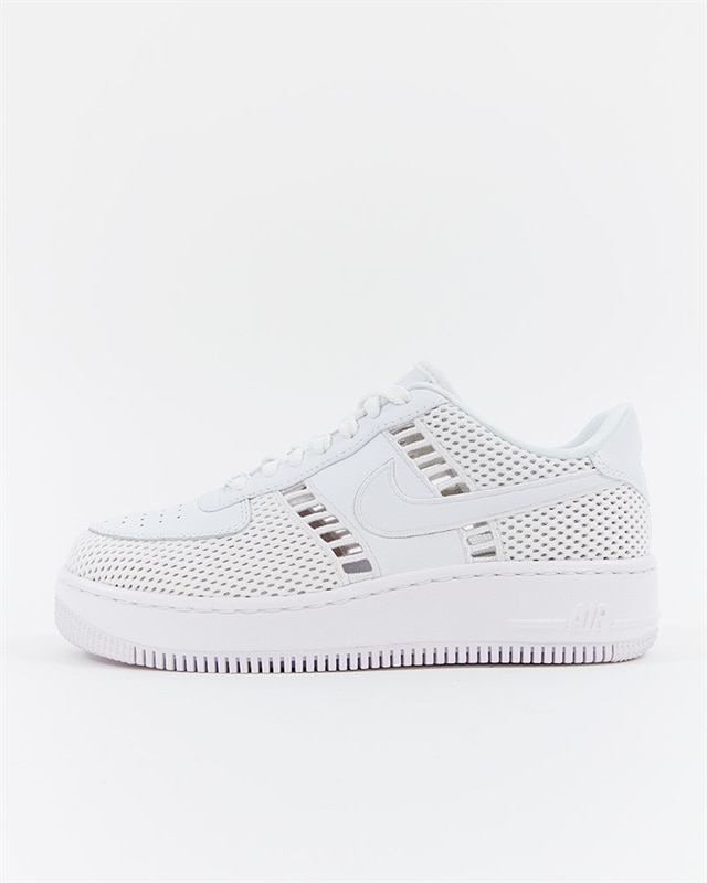 a32ab4ea6e42 Nike Wmns Air Force 1 Upstep SI. Nike. Article number 917591-100917591-100.  Color  White White-Vast Grey