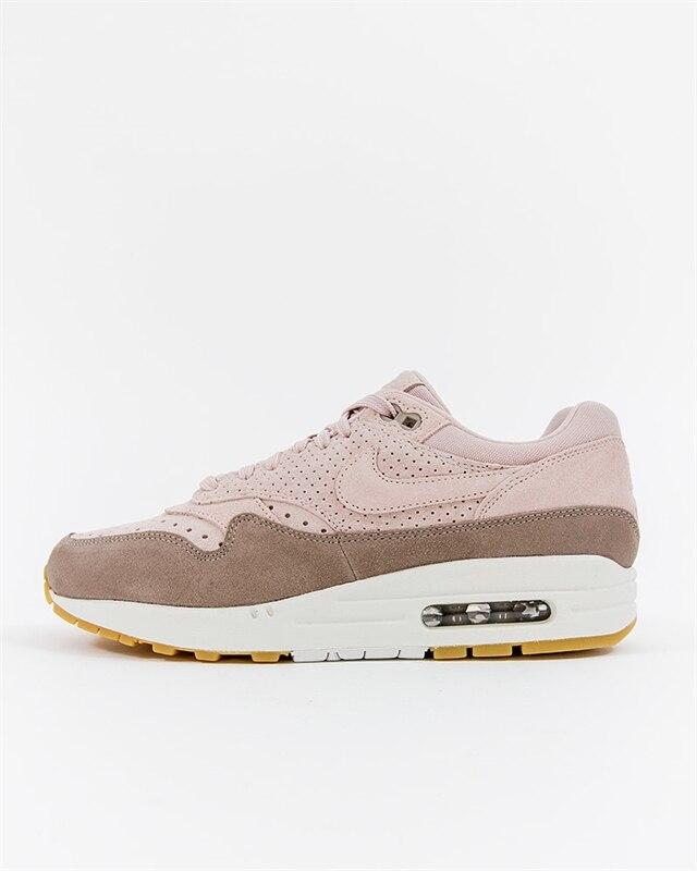 Nike Wmns Air Max 1 Premium - 454746-208 - Pink - Footish  If you re ... 2d909c01d0c38