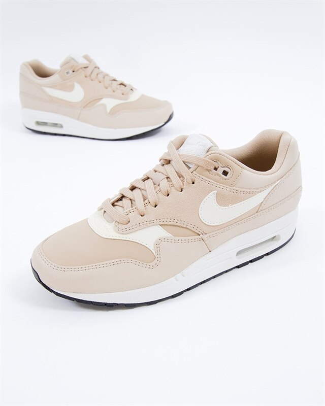 buy popular 388eb 52587 Nike Wmns Air Max 1 Premium   454746-209   Brown   Sneakers   Skor ...