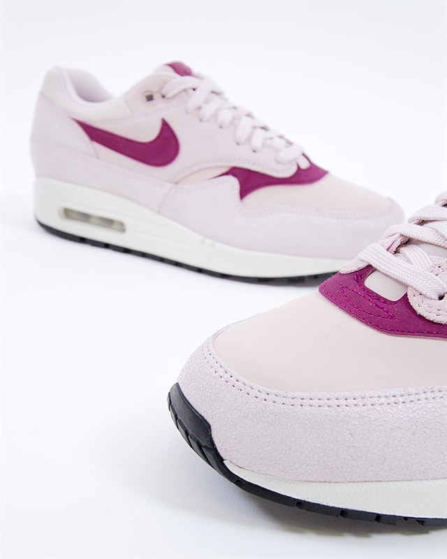 Nike Air Max 1 PRM WMNS (Barely Rose) 454746 604 Size 10 and up