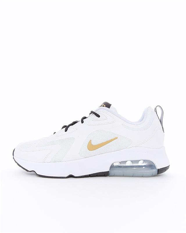 Nike Wmns Air Max 200 | AT6175 102 | Vit | Sneakers | Skor | Footish