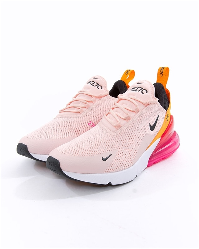 Nike Air Max 270 Womens Shoes Washed CoralBlack ah6789 603 (8 M US)