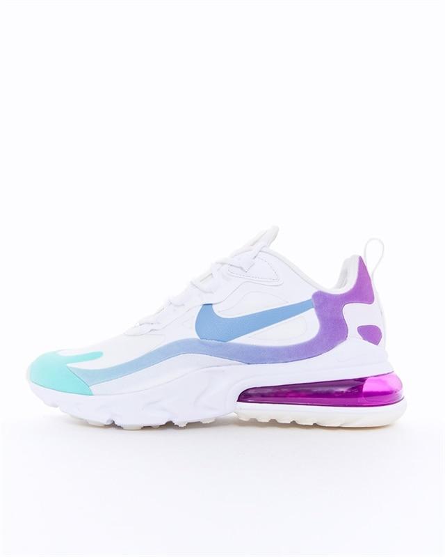 Nike Wmns Air Max 270 React   AT6174 102   White   Sneakers   Skor   Footish