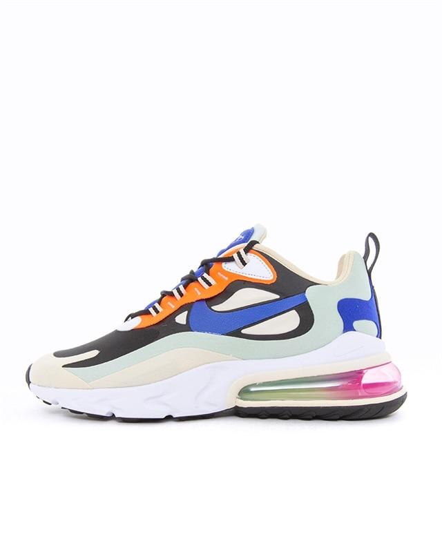 Nike Wmns Air Max 270 React | CI3899 200 | Brown | Sneakers | Skor | Footish
