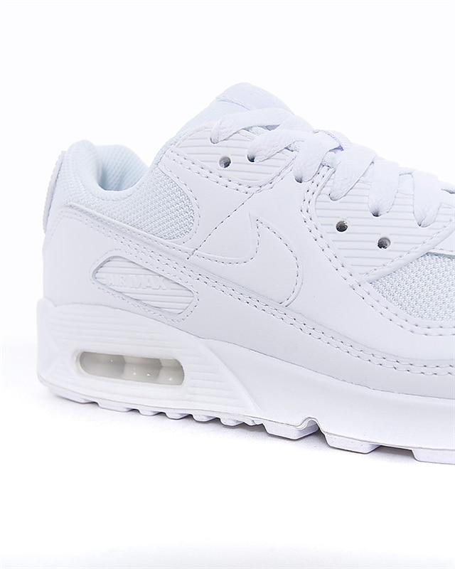 Nike Wmns Air Max 90 | CQ2560 100 | Vit | Sneakers | Skor | Footish