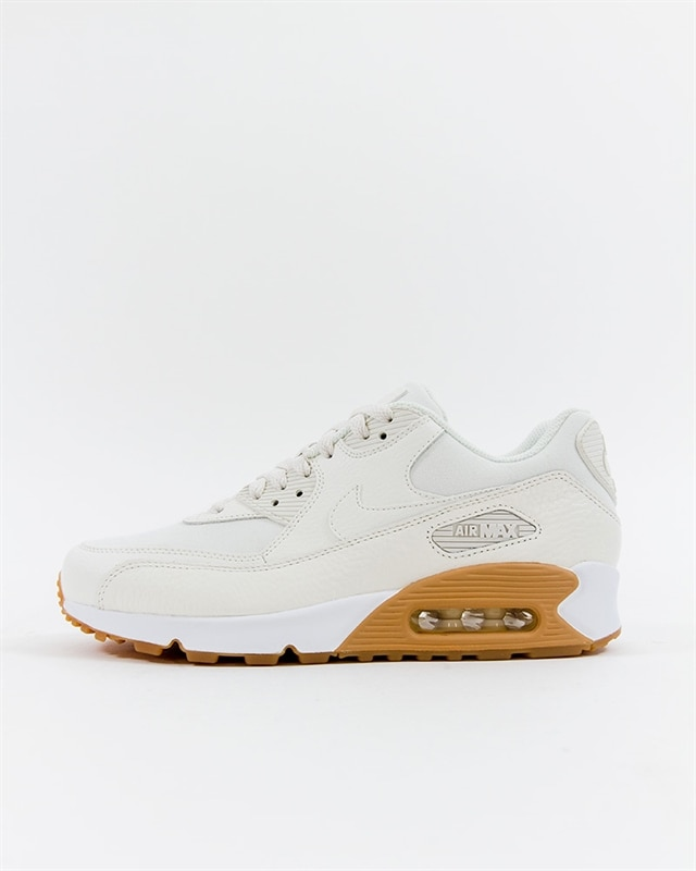 Nike Wmns Air Max 90 Premium 896497 100 White Footish: If you're into sneakers