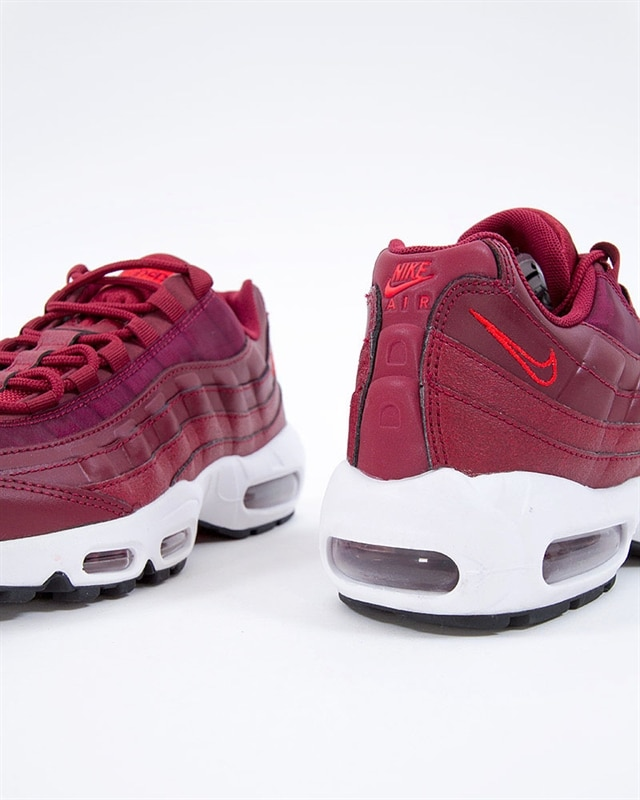 separation shoes 816d7 10805 Nike Wmns Air Max 95   307960-605   Red   Sneakers   Skor   Footish