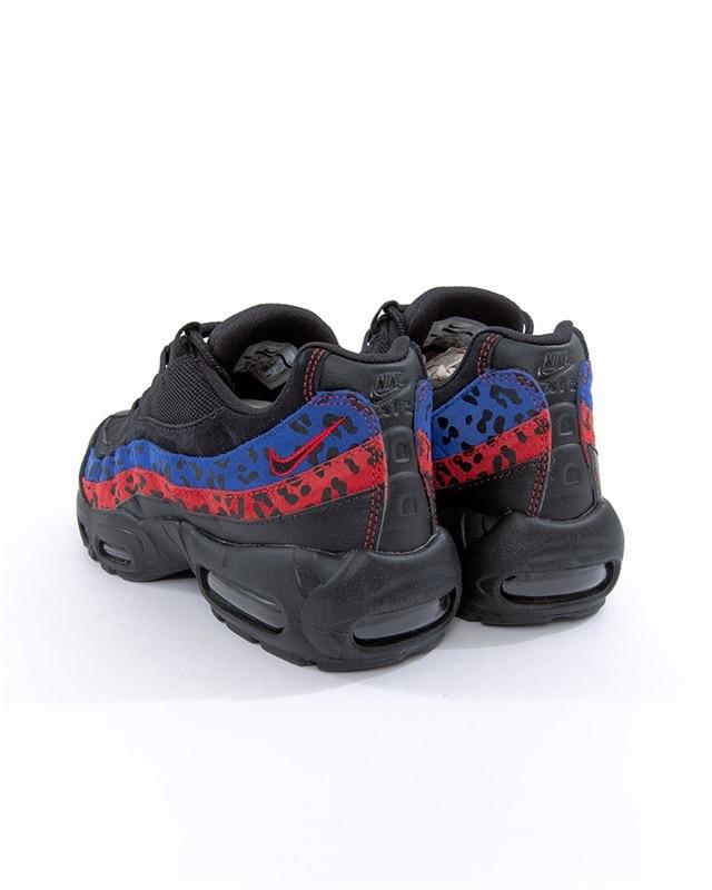 195e6a2c18 Nike Wmns Air Max 95 Premium   CD0180-001   Black   Sneakers   Skor ...