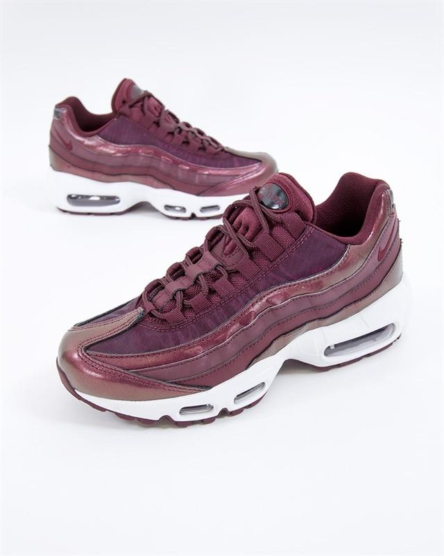 low priced b64c9 3d386 Nike Wmns Air Max 95 SE   AV7028-600   Röd   Sneakers   Skor   Footish