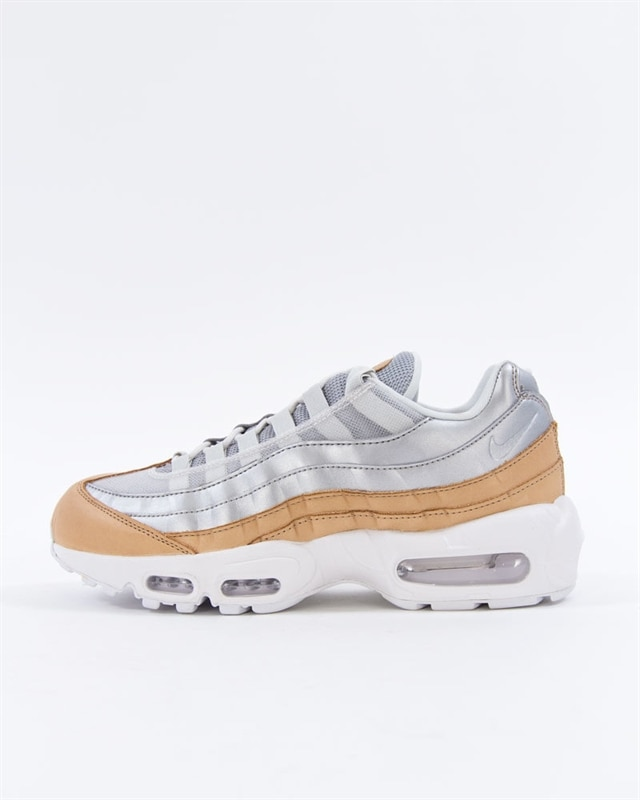Nike Wmns Air Max 95 Special Edition Premium | AH8697 002 | Gray | Sneakers | Skor | Footish