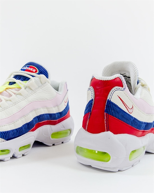 Nike Wmns Air Max 95 Special Edition AQ4138 101 White Footish: If you're into sneakers