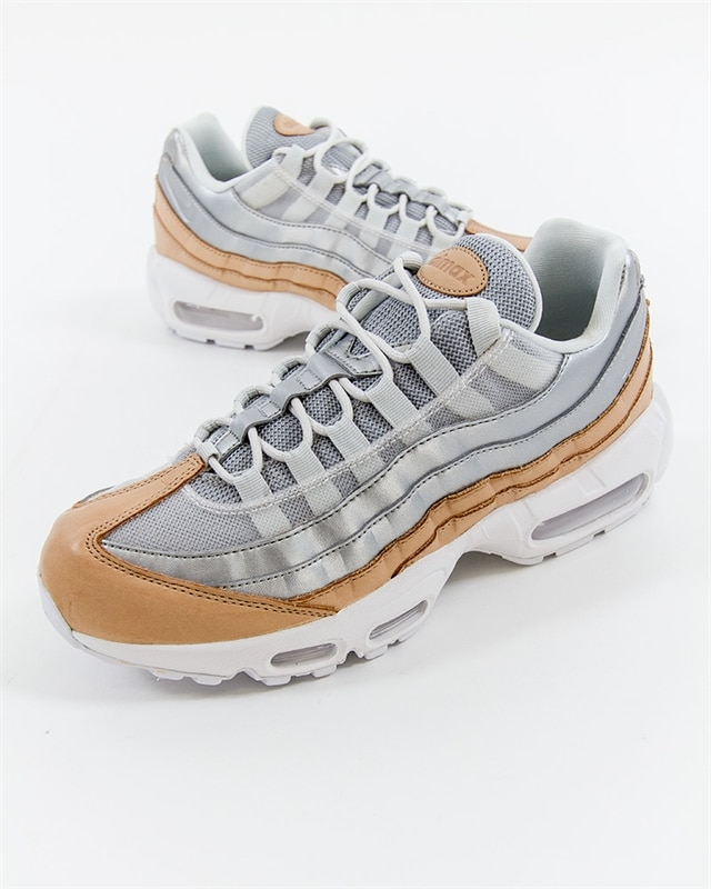 6808aca3cd Nike Wmns Air Max 95 Special Edition Premium - AH8697-002 - Gray ...