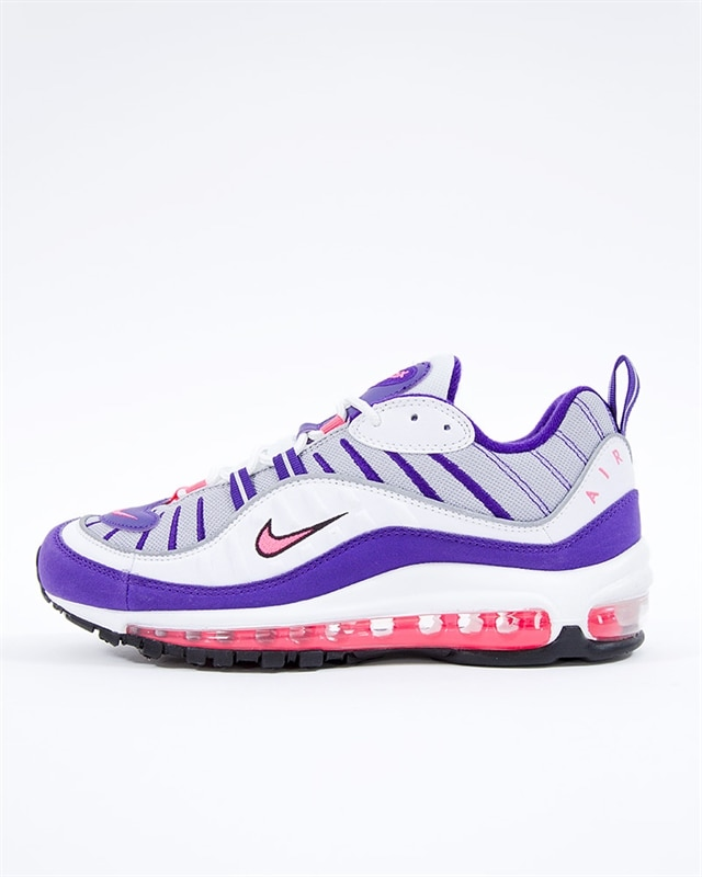 09df0e6d8a Nike Wmns Air Max 98 | AH6799-110 | White | Sneakers | Skor | Footish