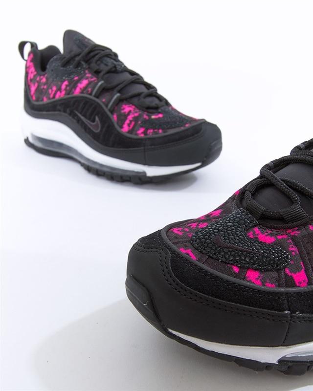 Nike Air Max 98 Premium Camo Black Hyper Pink | CI2672 001