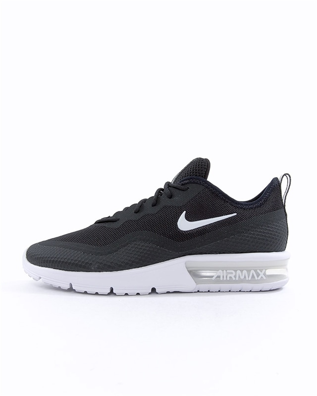 Nike Wmns Air Max Sequent 4.5 | BQ8824 001 | Black | Sneakers | Skor | Footish
