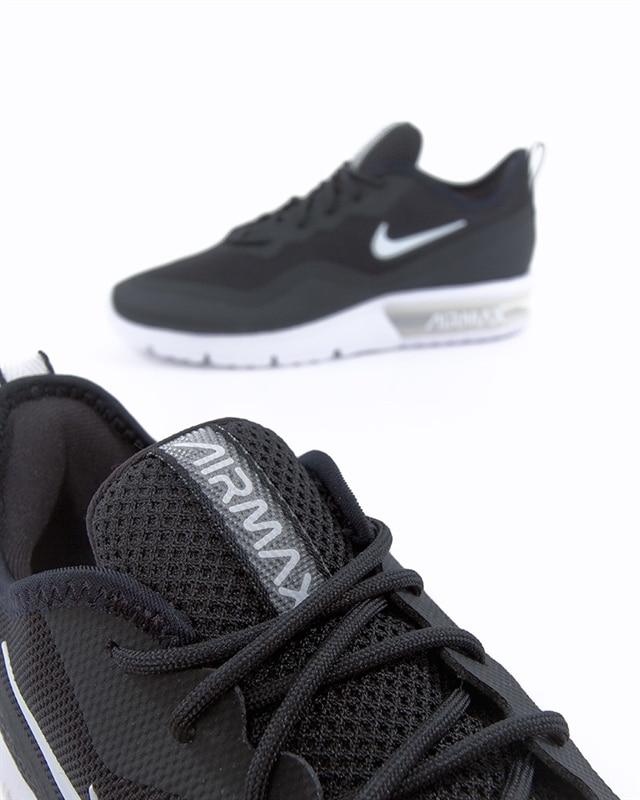 Nike Wmns Air Max Sequent 4.5 | BQ8824 001 | Black | Sneakers | Skor | Footish