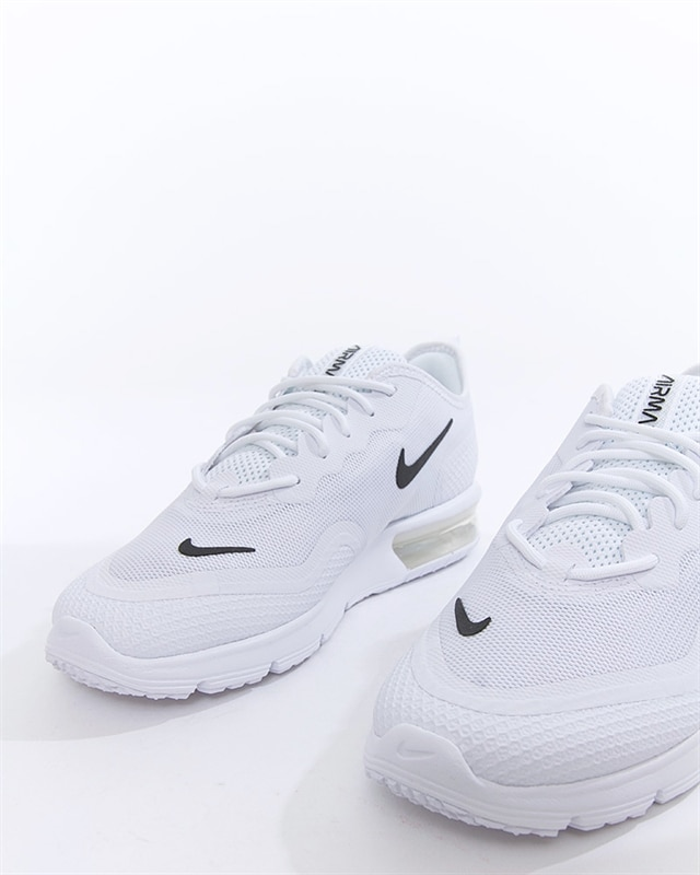 buy online 05c91 fd4ba Nike Wmns Air Max Sequent 4.5   BQ8824-100   White   Sneakers   Skor ...
