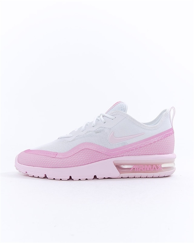 Nike Wmns Air Max Sequent 4.5 Premium | BQ8825 100 | White | Sneakers | Skor | Footish