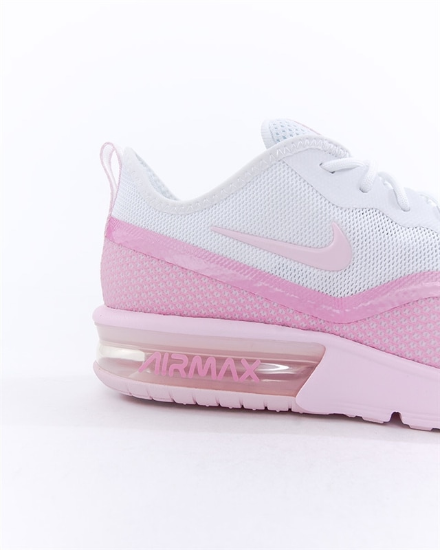 Nike Wmns Air Max Sequent 4.5 Premium | BQ8825 100 | White | Sneakers | Skor | Footish
