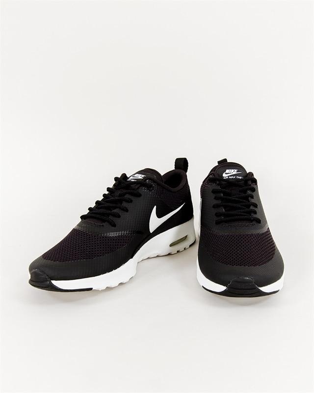 Nike Women's Size 8 Air Max Thea Black Summit White 599409 020