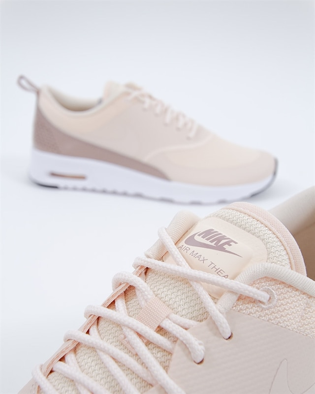 3ba33055ea1339 Nike Wmns Air Max Thea - 599409-804 - Orange - Footish  If you re ...