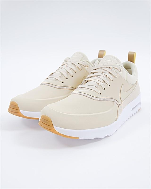 3120cfd2f2 Nike Wmns Air Max Thea Premium - 616723-204 - Brown - Footish: If ...