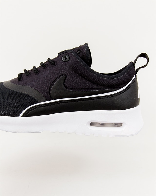 Favorit Nike W Nike Air Max Thea Ultra Se BlackBlackWhite