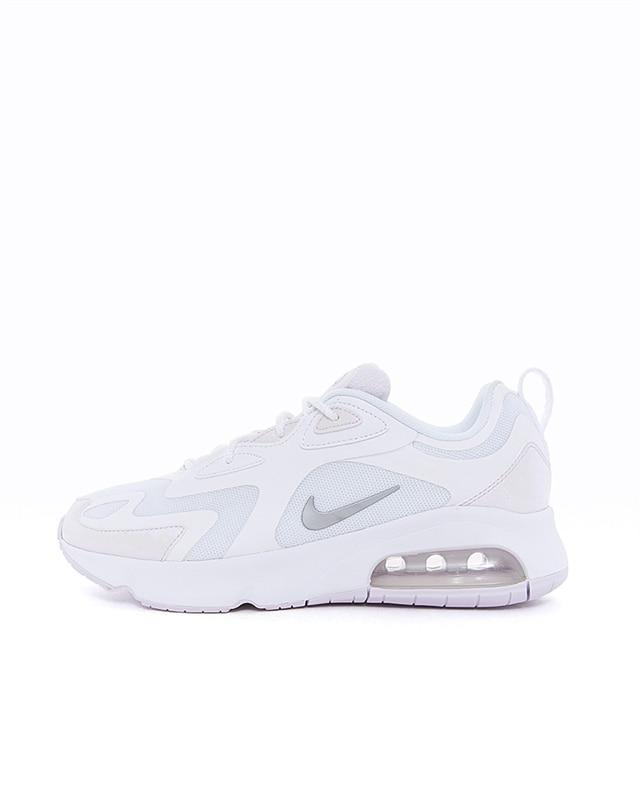 Nike Wmns Nike Air Max 200 | CU3451 100 | White | Sneakers | Skor | Footish