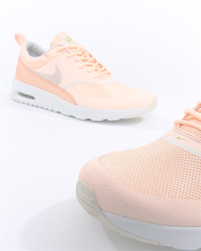 Nike Wmns Air Max Thea 599409 804 Orange Footish: If you´re into sneakers
