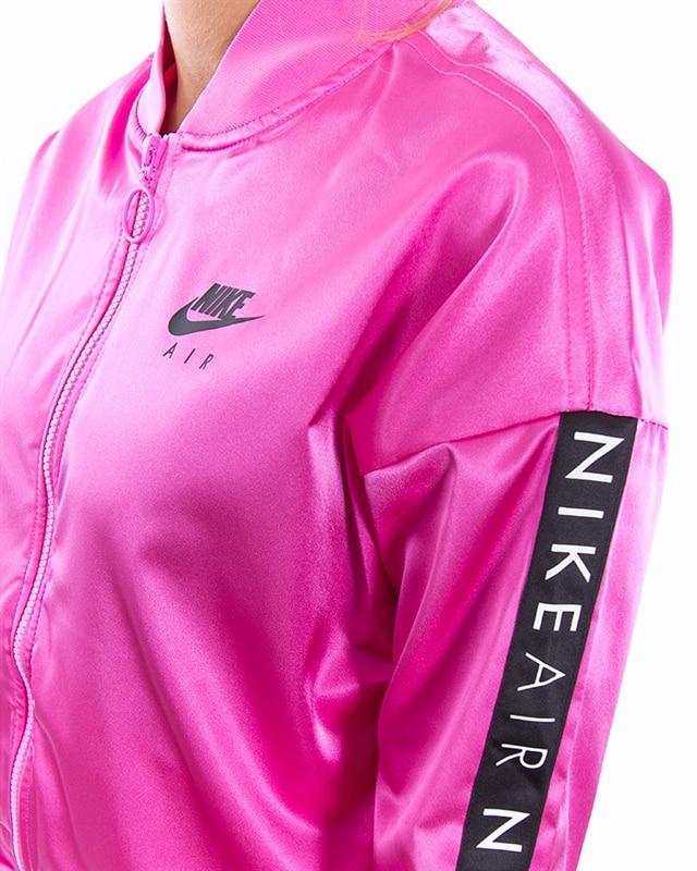 Nike Wmns NSW Air Track Jacket Satin