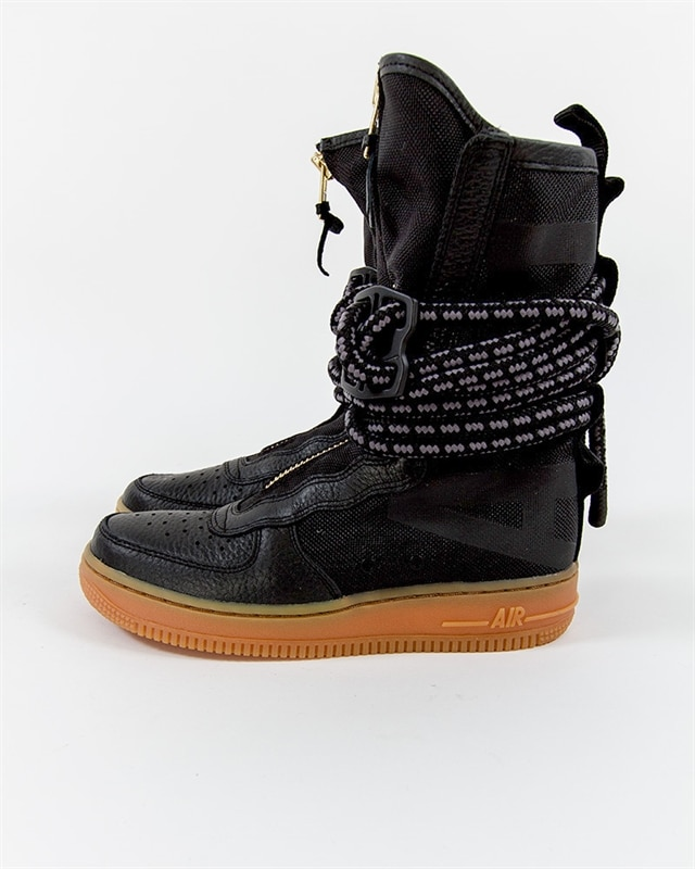 huge discount 48c69 99bed Nike Wmns SF Air Force 1 HI Boot (AA3965-001)