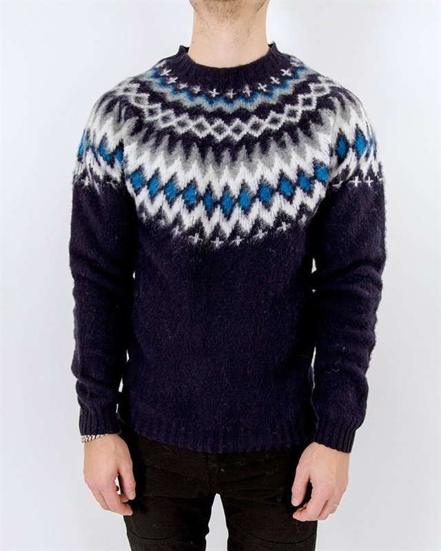Norse Projects Birnir Fairisle - N45-0342-7000 - Footish: If you ...