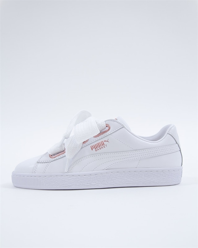 22145fcd Puma Basket Heart Leather