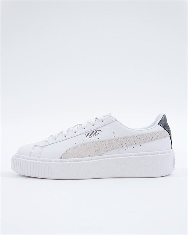 low priced f6d7c a5b46 Puma Basket Platform Euphoria