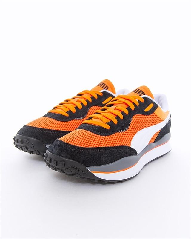 Puma Style Rider OG Pack | 372871 01 | Orange | Sneakers | Skor | Footish