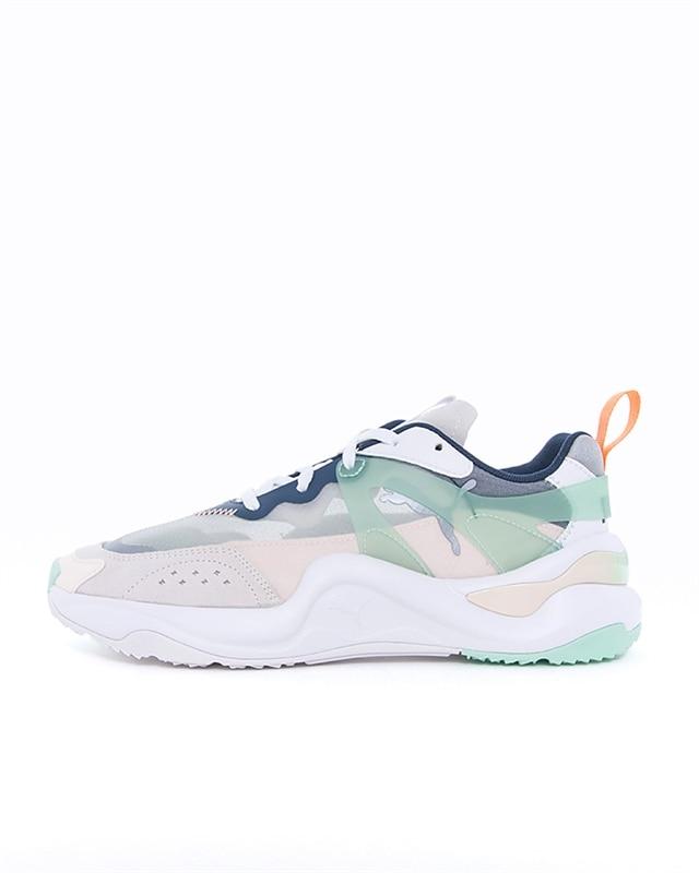 Puma Rise Wmns | 371777 01 | White | Sneakers | Skor | Footish