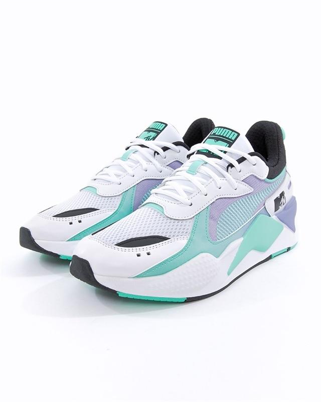 Puma Rs X Track Mtv Gradient Blaze | 370407 01 | White | Sneakers | Skor | Footish