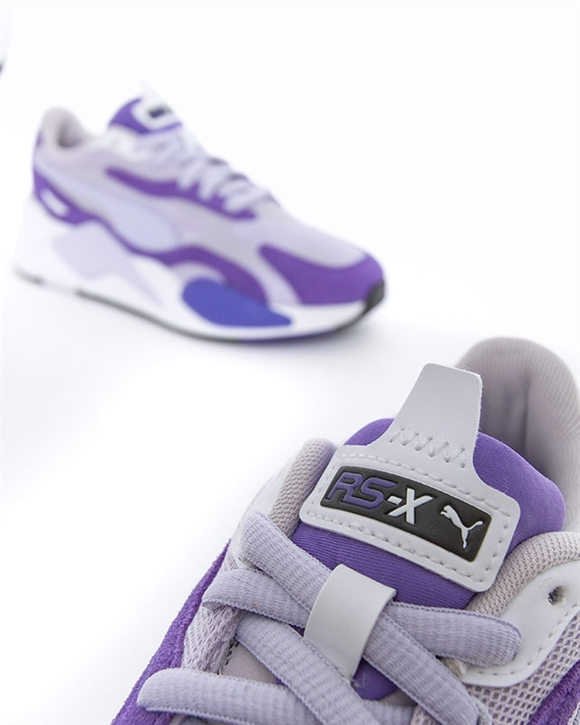 Puma Damen Sneaker Nova 90's Bloc in schwarz 711231