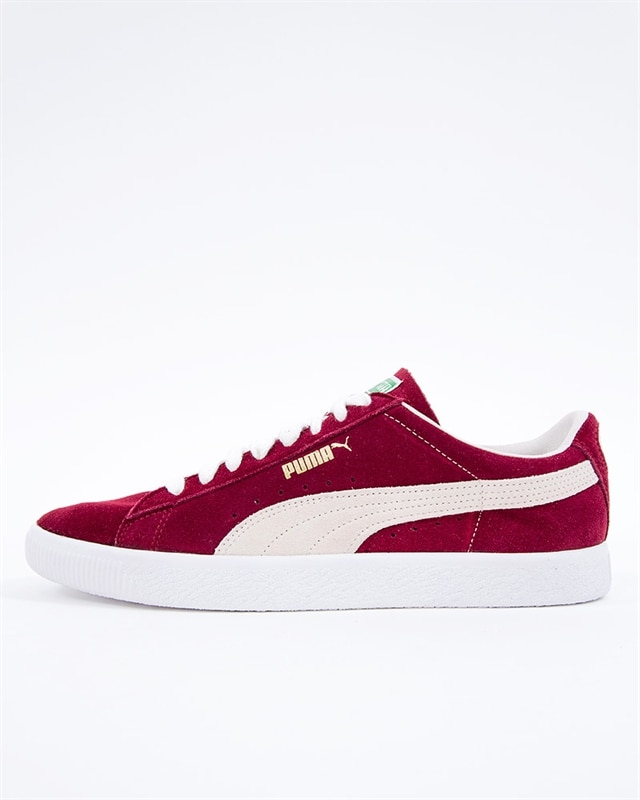 Puma Suede 90681 | 365942 09 | Röd | Sneakers | Skor | Footish