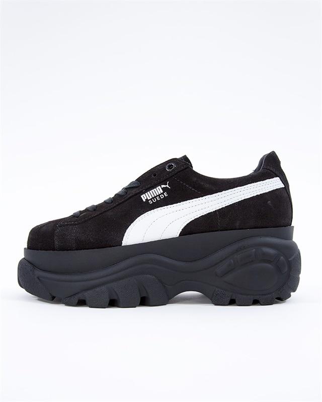 cc4baa34253 Puma Suede Classic X Buffalo | 368499-02 | Black | Sneakers | Skor ...