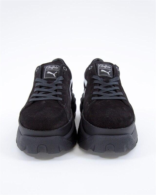 on sale 8d0dd 7a959 Puma Suede Classic X Buffalo   368499-02   Svart   Sneakers   Skor ...