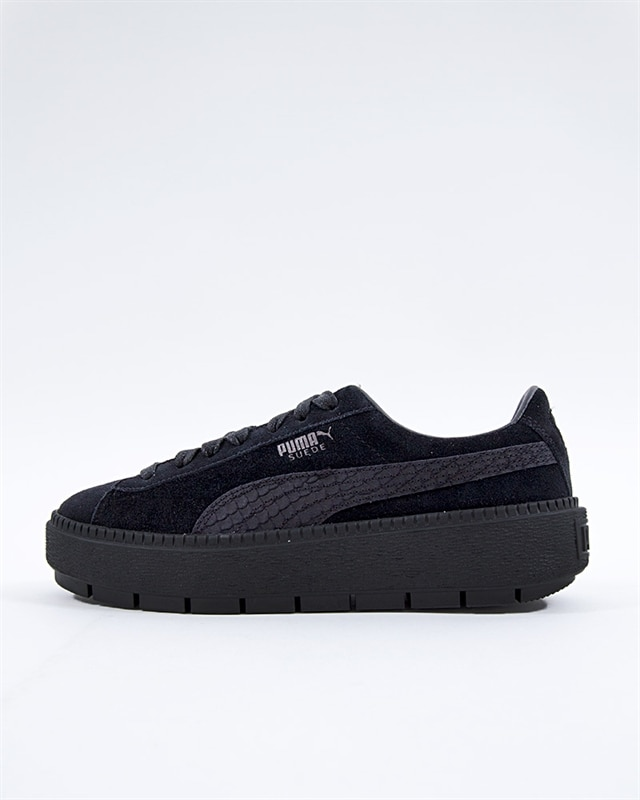 ... lower price with 3a96c 442b7 Puma Suede Platform Trace Animal  (367814-01) ... 1d2d0a62b
